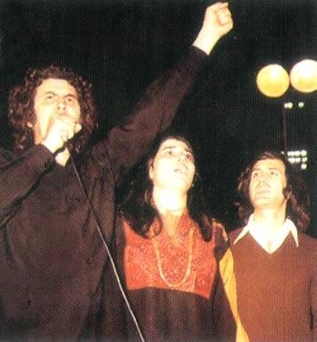 Теодоракис, Фарандури, Даларас
