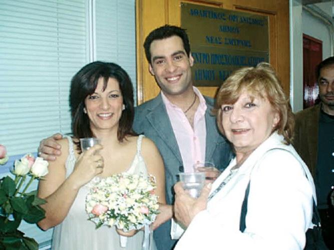 Джени Вану, Eugenia Vraxnou, Tzeny Vanou