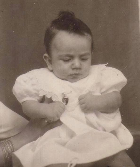 Фото Демис Руссос ребенок, Ντέμης Ρούσσος