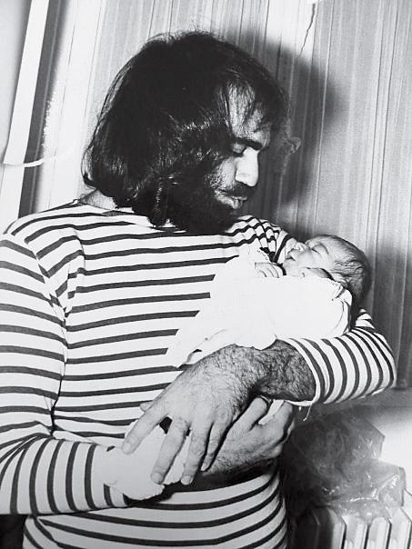 Фото Демис Руссос ребенок, Demis Roussos child